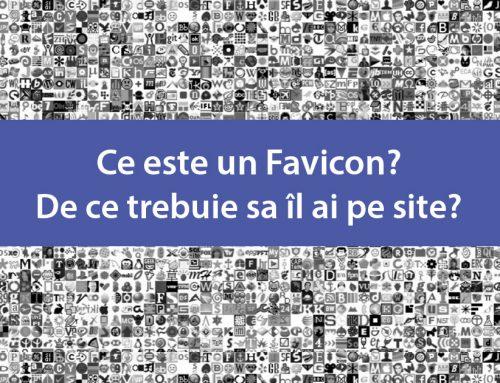 Ce este un favicon și de ce ar trebui să îl ai pe site?